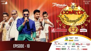 Comedy Champion Season 2 – TOP 15 Episode 10