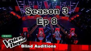 The Voice of Nepal Season 3 – 2021 – Episode 8