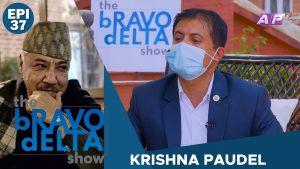 tHE bRAVO dELTA show with bHUSAN dAHAL