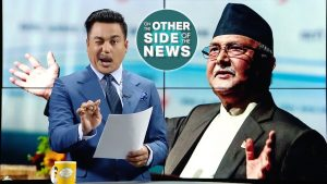 On The Other Side Of The News | What The Flop Comedy