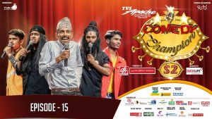 Comedy Champion Season 2 – TOP 9 Episode 15