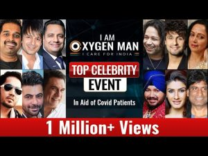 Free treatment of corona in India through IM A Oxygen Man campaign