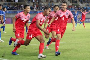 Nepal VS Chinese Taipei extended highlights (2-0)