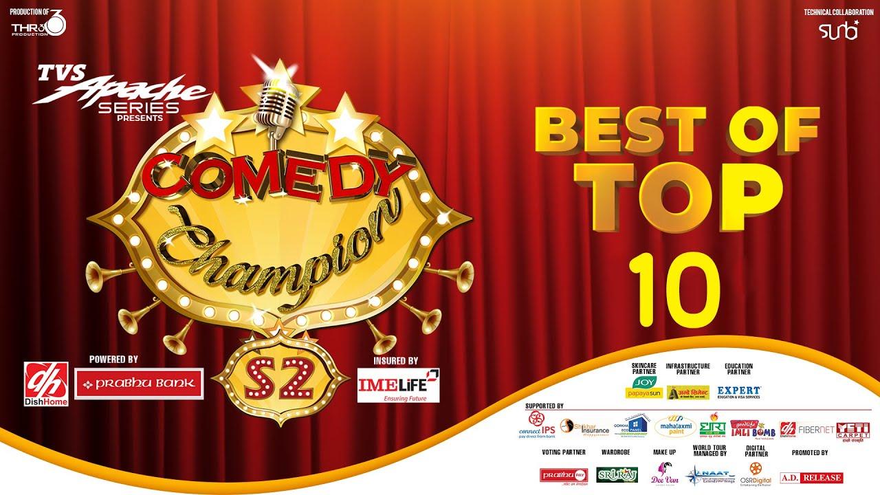 BEST OF TOP 10 – Comedy Champion Season 2