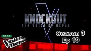 The Voice of Nepal Season 3 – 2021 – Episode 19 (Knockout)