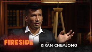 Kiran Chemjong (Captain, National Football Team) – Fireside | 21 June 2021