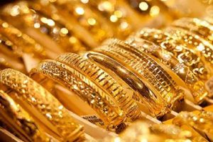 Gold prices plummeted on Friday, May 04