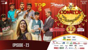 Comedy Champion Season 2 – TOP 6 – Episode 23