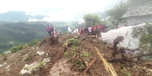 One killed, one missing, seven injured in landslide in Palpa