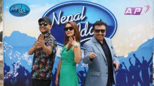 Nepal Idol Season 4 Press Meet