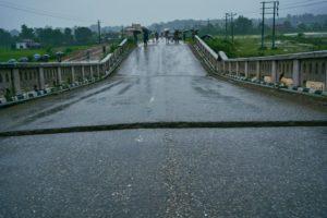 Rupandehi Bridge collapse, east-west highway blocked