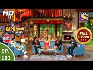 Kapil Sharma show – Epi 181