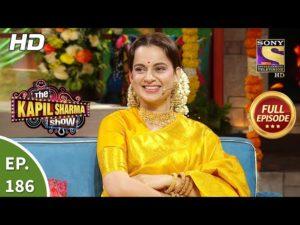 Kapil Sharma Show – Kangna Ranaut