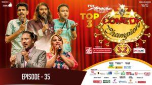 Comedy Champion Season 2 – TOP 3 || Episode 35